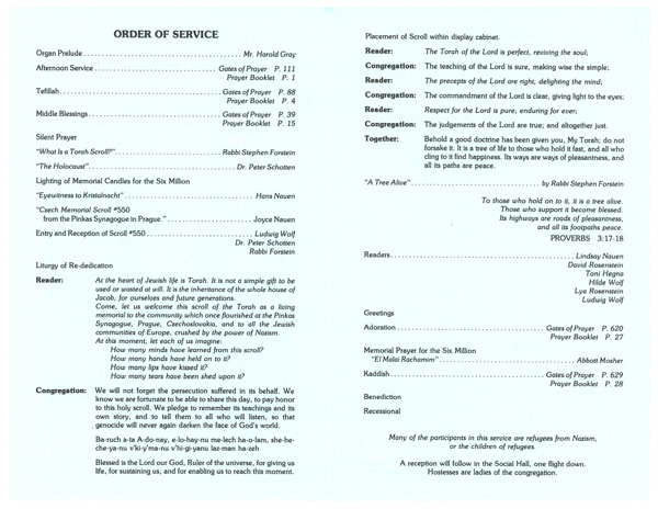 czech torah program side1